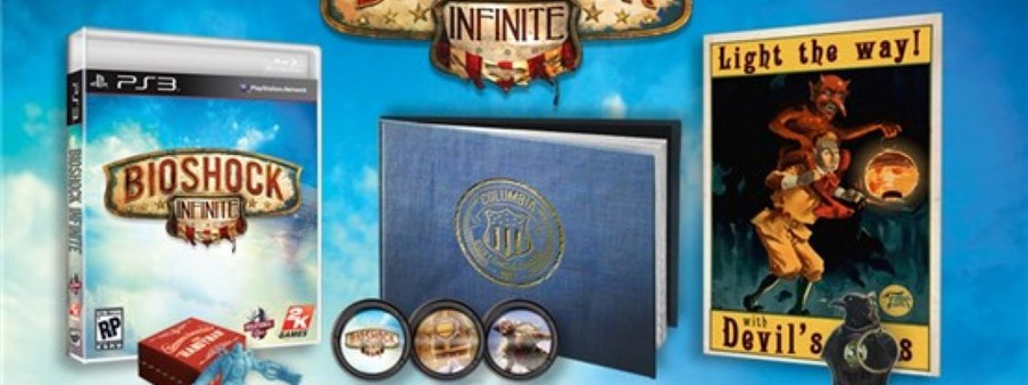 Bioshock Infinite Premium Edition Unboxing