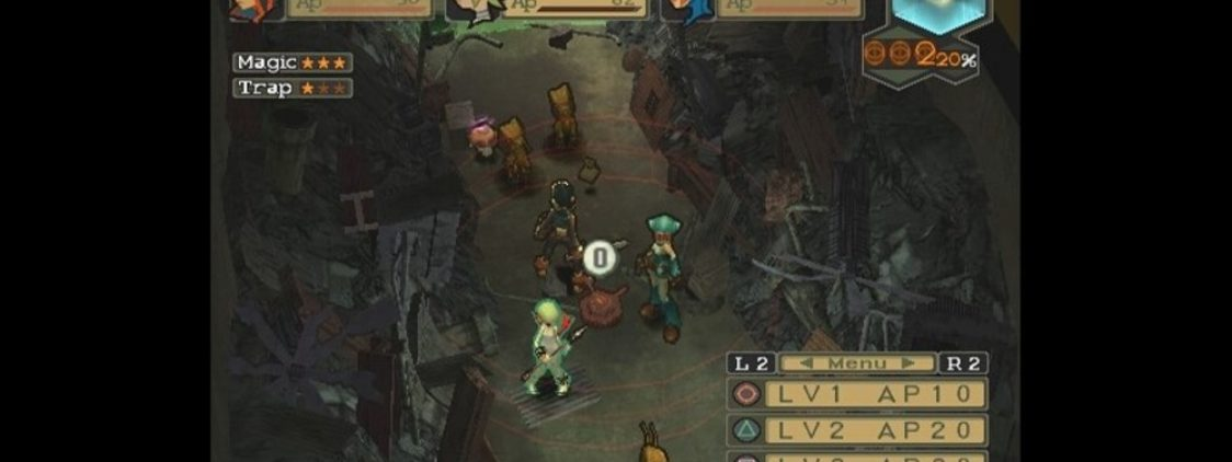 ¿En qué se parecen Linux y Breath of Fire V?