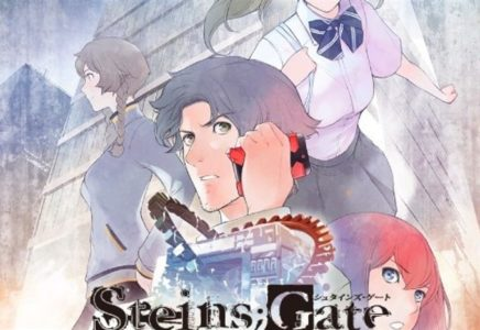 Steins;gate -The Committee Of Antimatter-