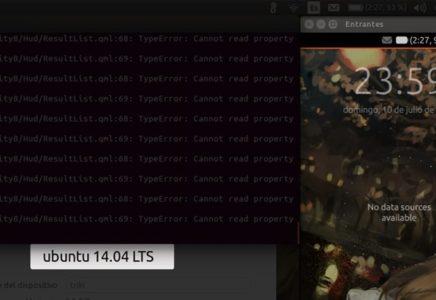 unity8 en Ubuntu 14.04LTS