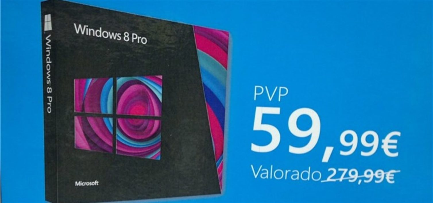 ¡Windows 8!