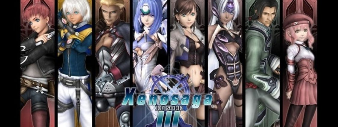 Xenosaga HD Collection y la D.D. de M.O.M.O.